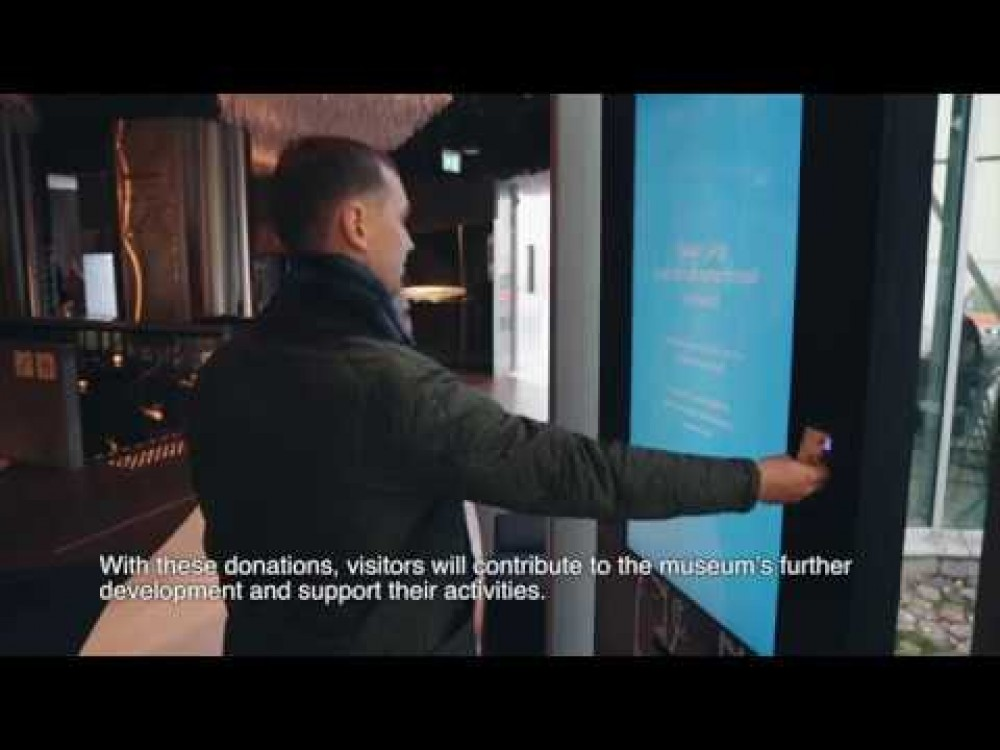 Embedded thumbnail for Multimediju risinājums Vabamu muzejā, Igaunijā.VIDEO.