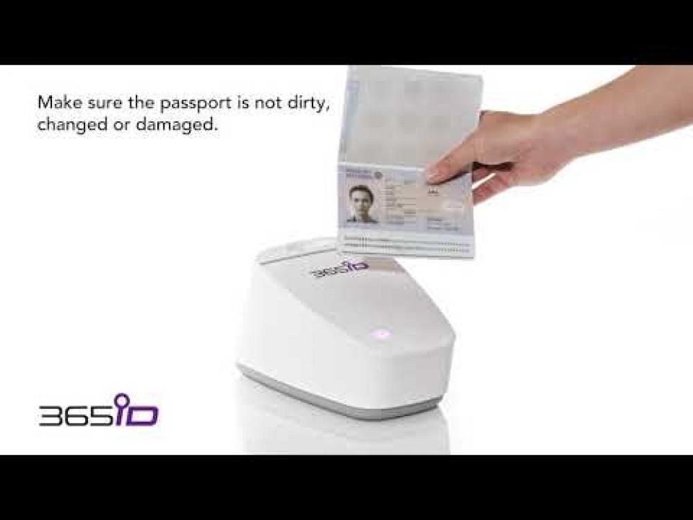 Embedded thumbnail for 365id personu apliecinošu dokumentu viltojumu un datu pārneses skeneris