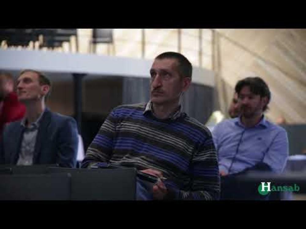 Embedded thumbnail for Hansab aizvadījis perimetra drošības semināru