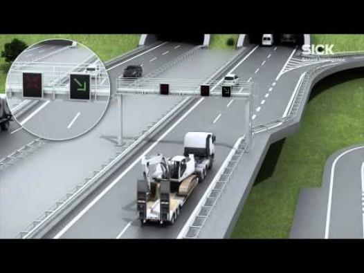 Embedded thumbnail for SICK automašīnu gabarītu mērīšana